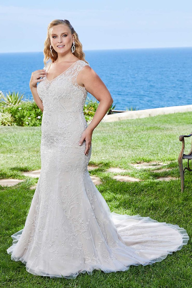Curvy Collection Style #2410C Image