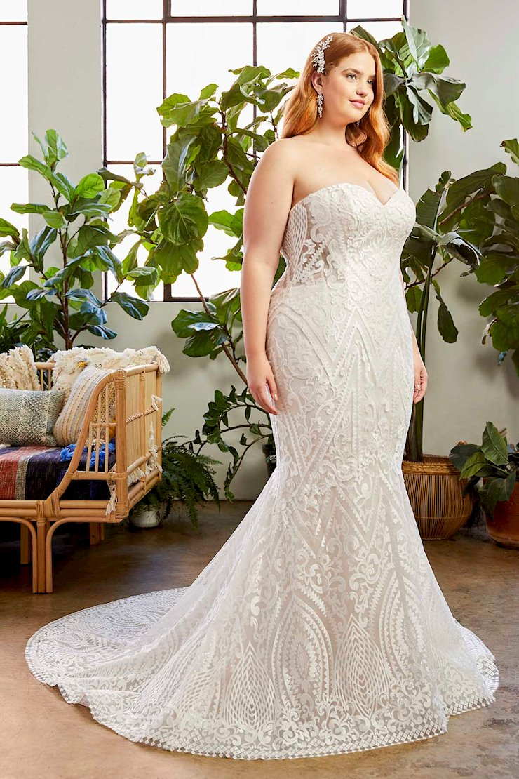 Curvy Collection Style #BL317C Image