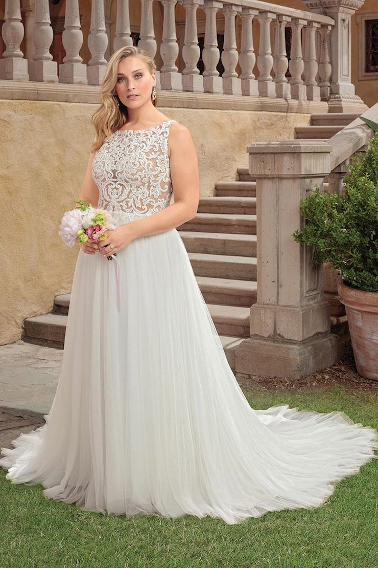 Casablanca Curvy Collection Style #2310C Image