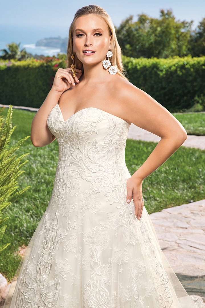 Curvy Collection Style #2370C Image