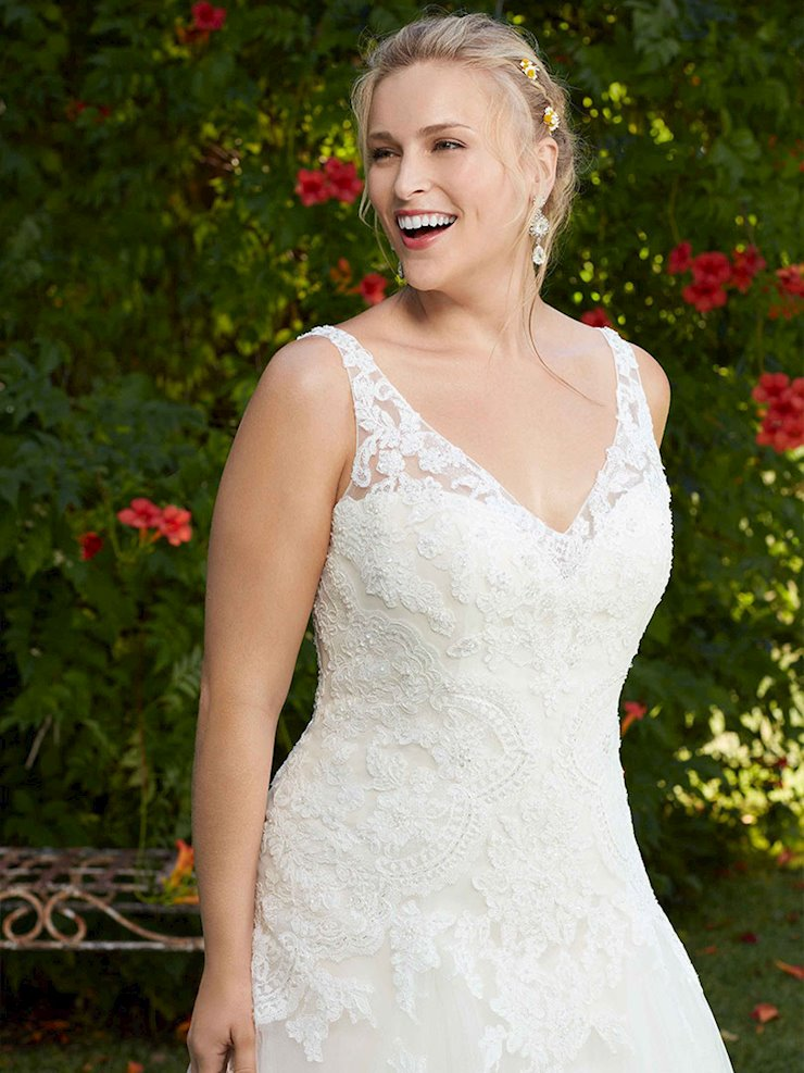 Casablanca Curvy Collection Style #2269C Image