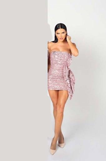 Nicole Bakti Style #6963