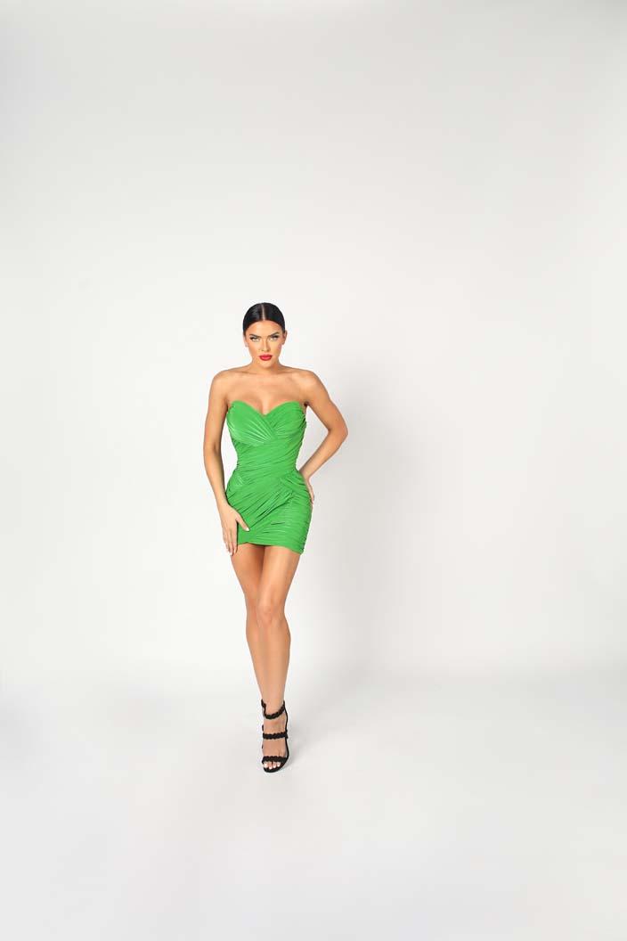 Nicole Bakti Style #6990