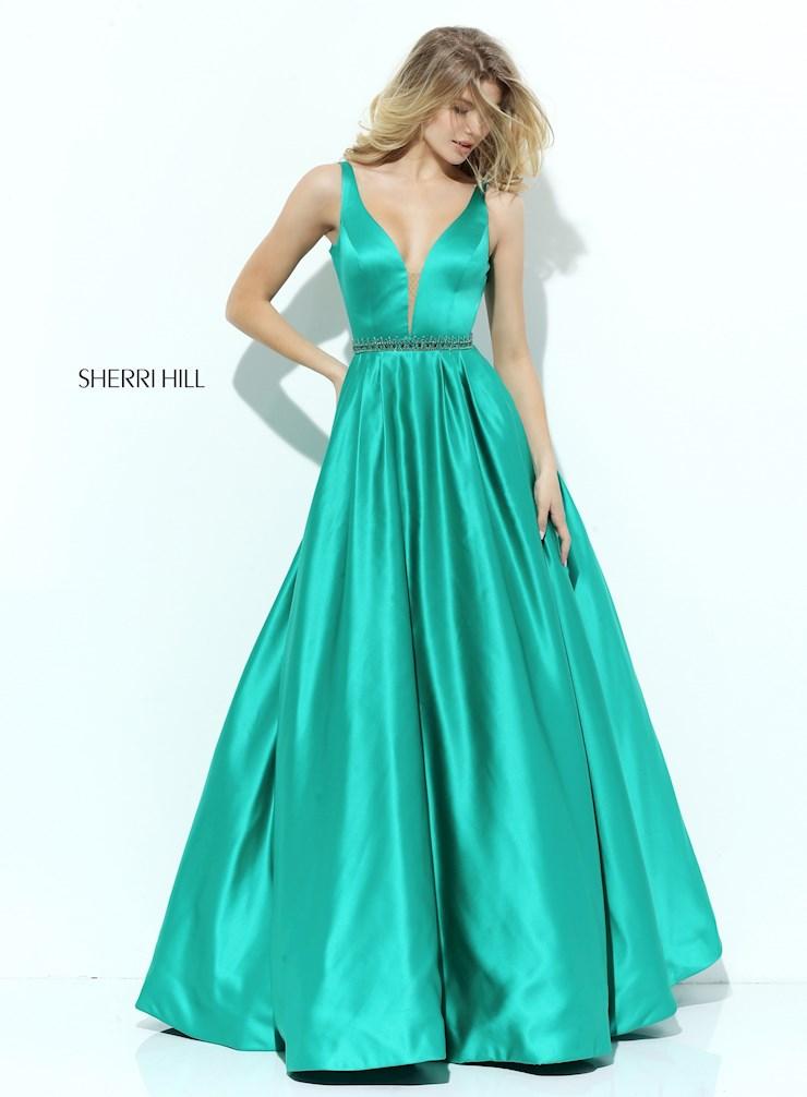Sherri Hill 50496