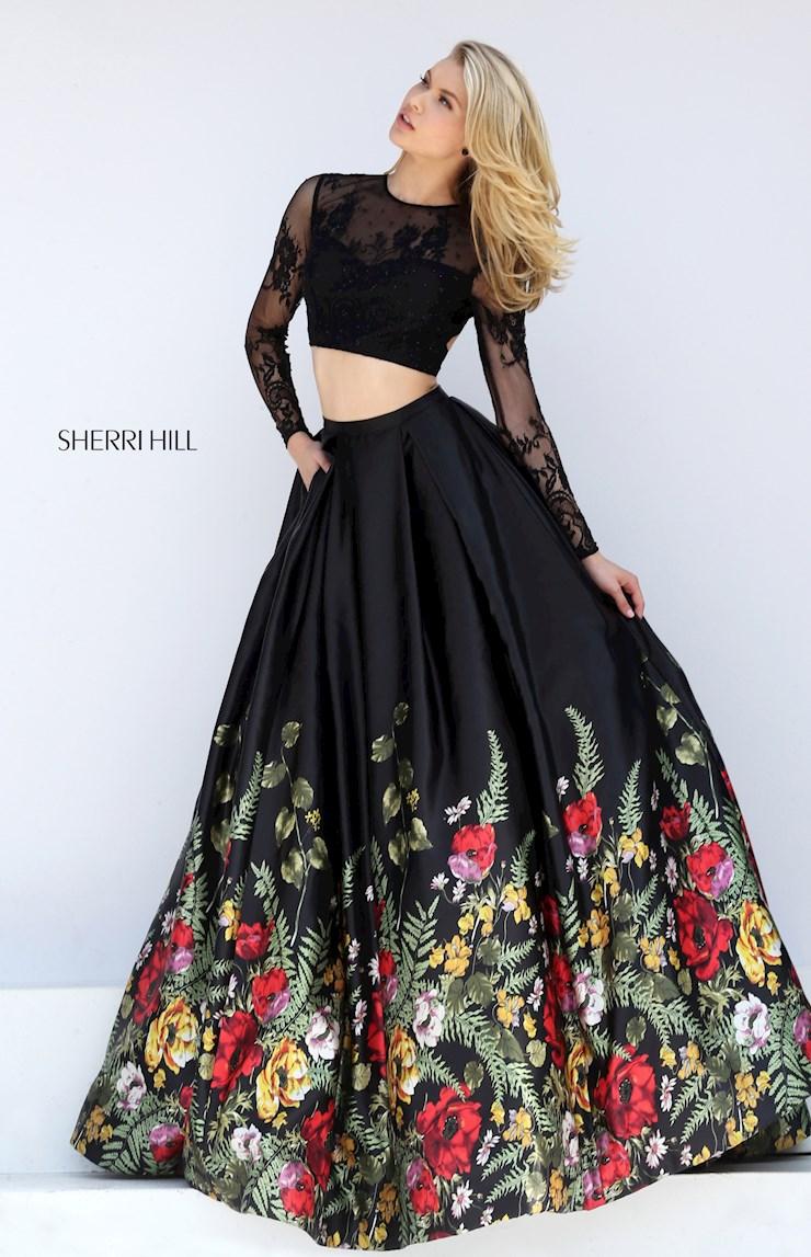 Sherri Hill 50599