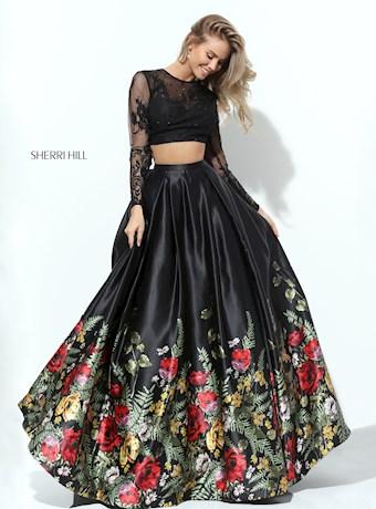 Sherri Hill Style 50599