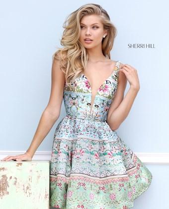 Sherri Hill 50781