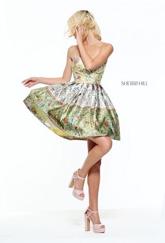 Sherri Hill 50796