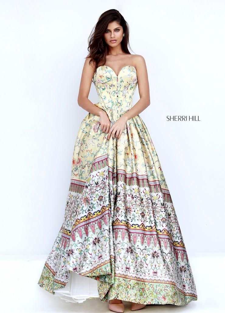 Sherri Hill Style #50797