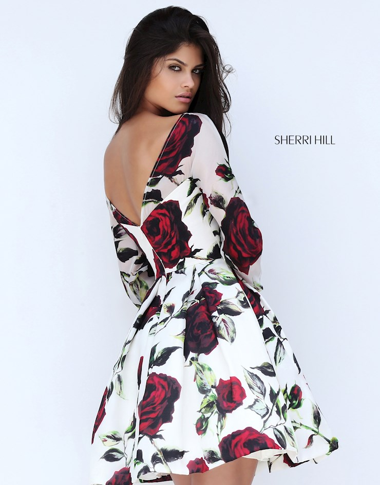 Sherri Hill Style #50825