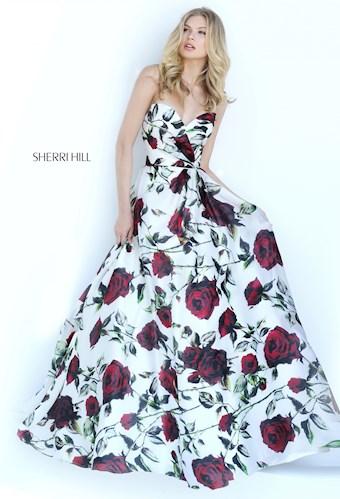Sherri Hill 50826