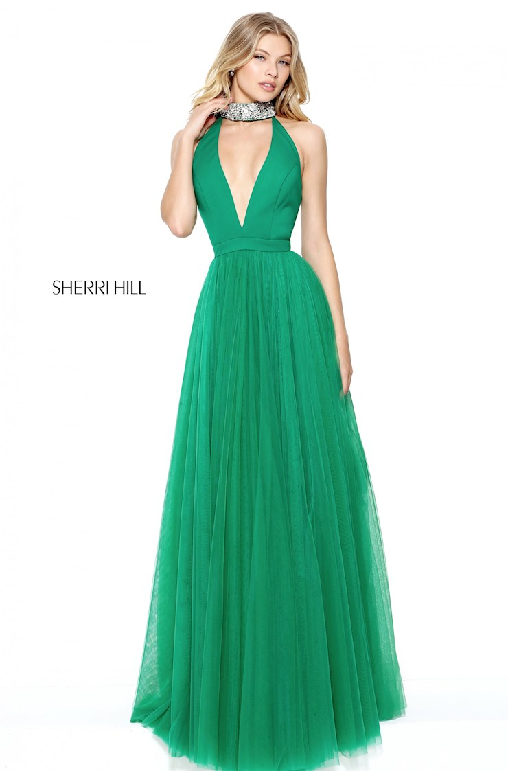 Sherri Hill Style #50840 Image