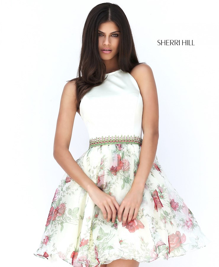 Sherri Hill Style #50853 Image