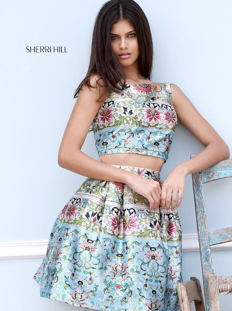 Sherri Hill Style #50854 Image