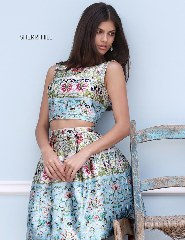 Sherri Hill Style #50854