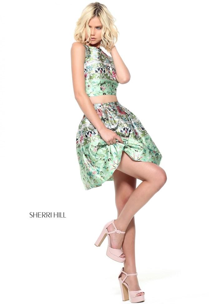 Sherri Hill 50854