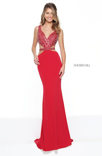 Sherri Hill 50910