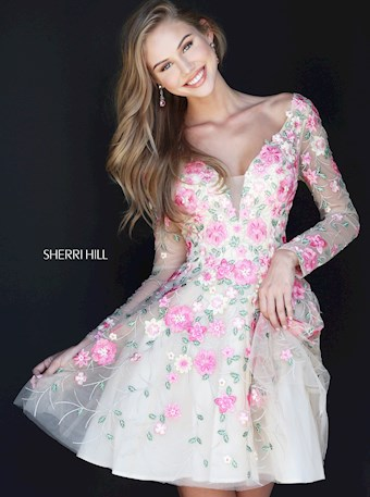 Sherri Hill Style #50913