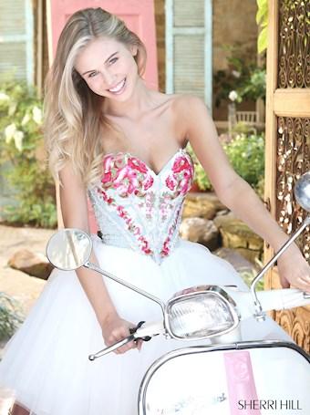 Sherri Hill Style #50983