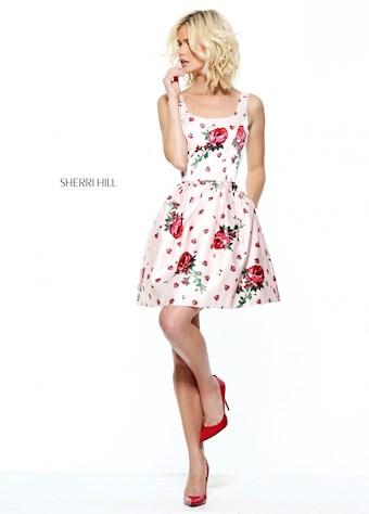 Sherri Hill 50989