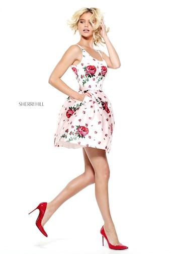 Sherri Hill Style #50989