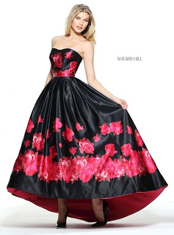 Sherri Hill Style #51055