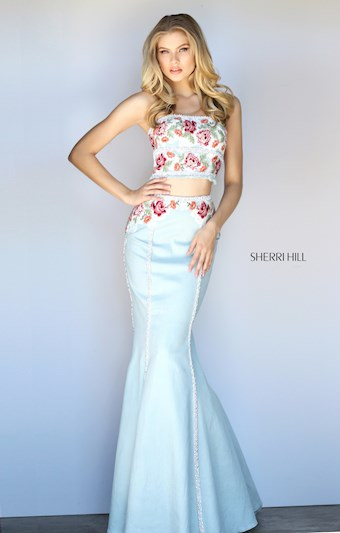 Sherri Hill 51060