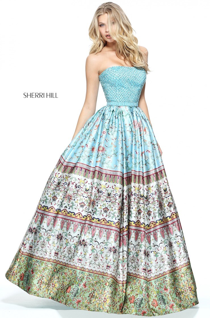 Sherri Hill Style #51246 Image