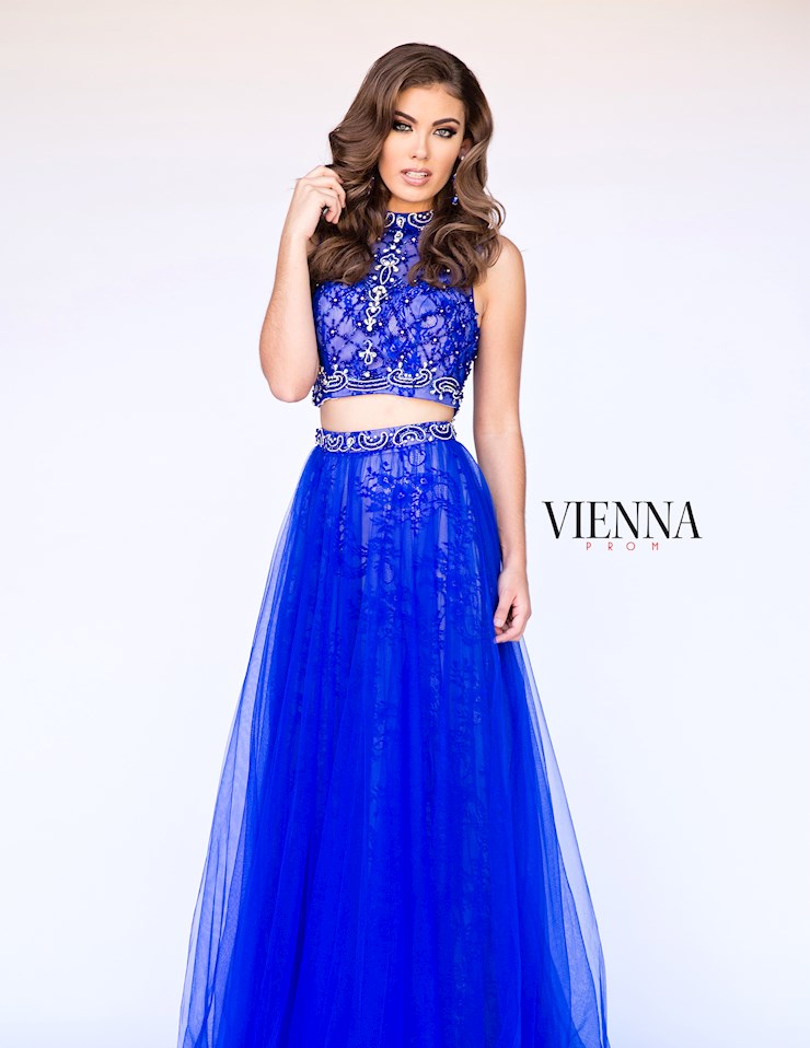 Vienna Prom Style #7904