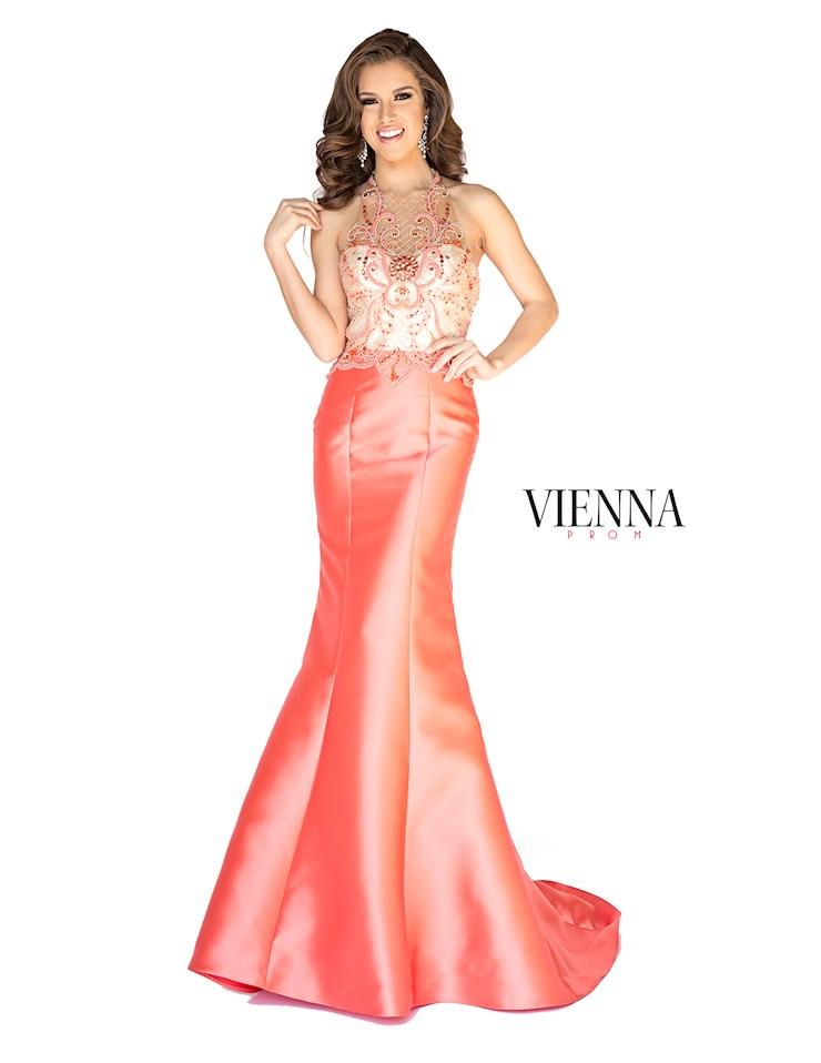 Vienna Prom Style #8254