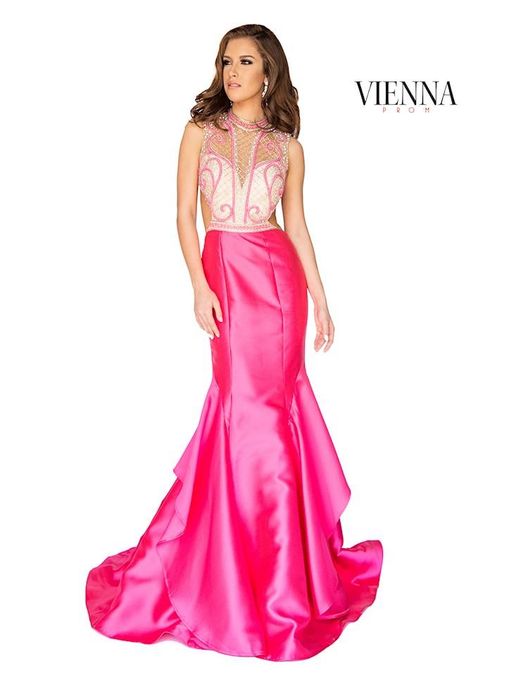 Vienna Prom Style #8255