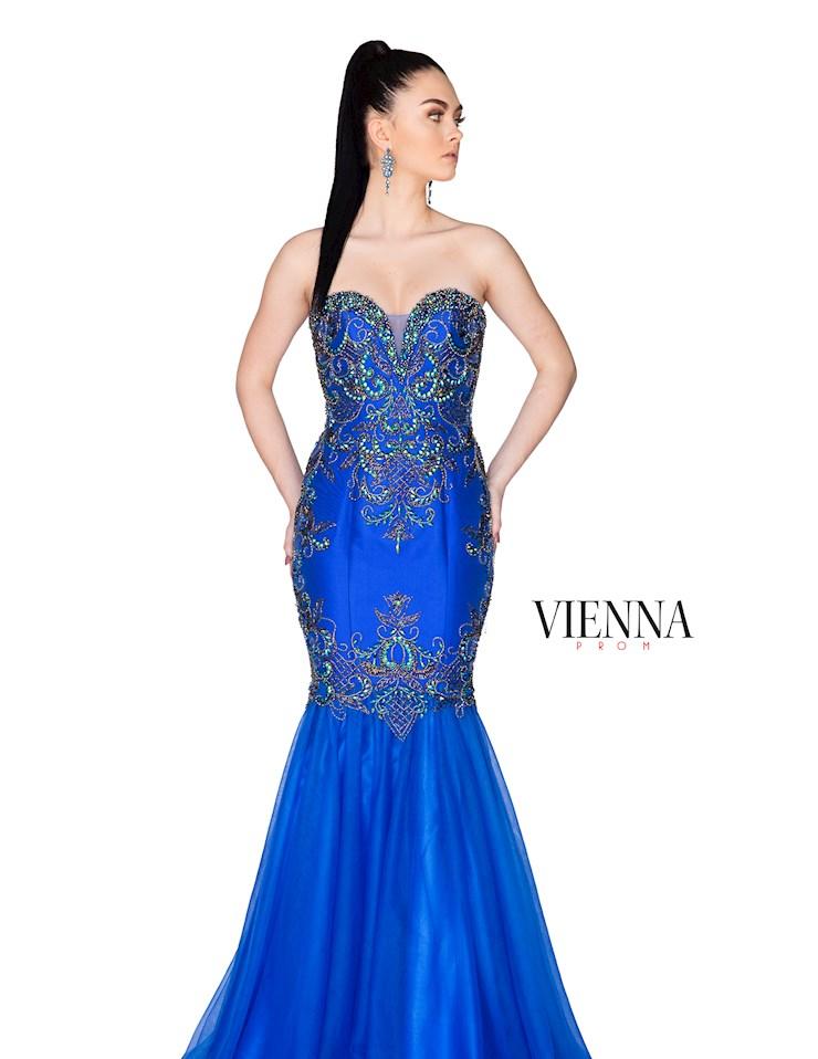Vienna Prom Style #8262