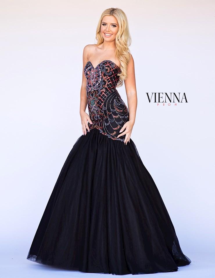 Vienna Prom Style #8273