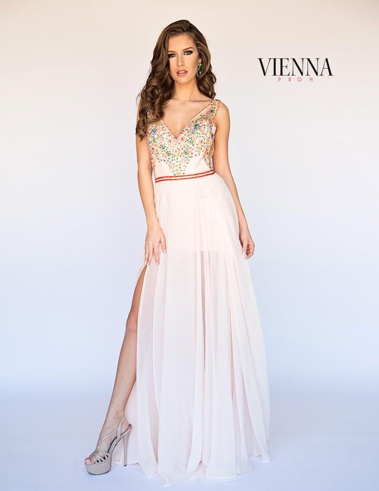 Vienna Prom Style #8303