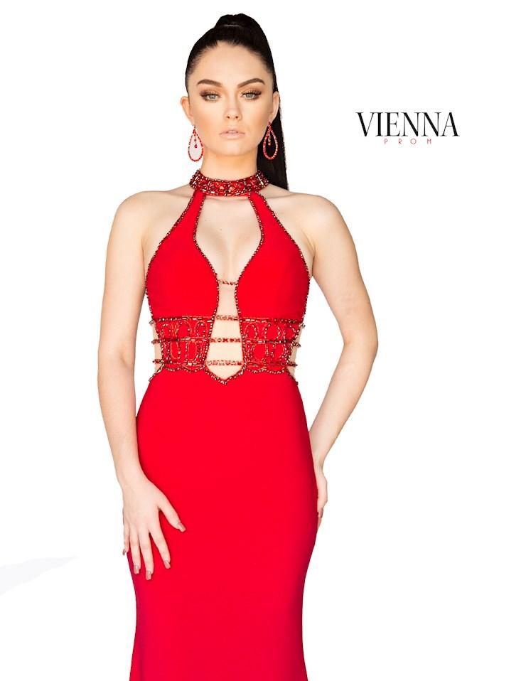 Vienna Prom Style #8403
