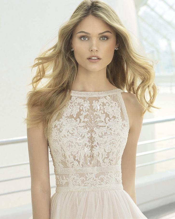 Rosa Clara Style #Domit