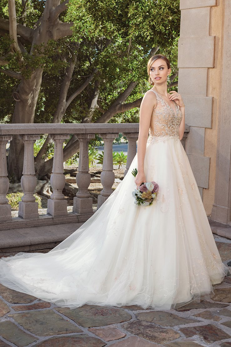 Casablanca Bridal Sable Image