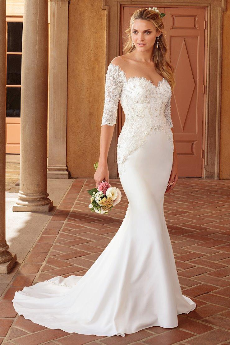 Casablanca Bridal #2317  Image