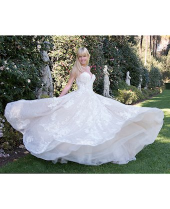 Venus Bridal Style No. VE8413