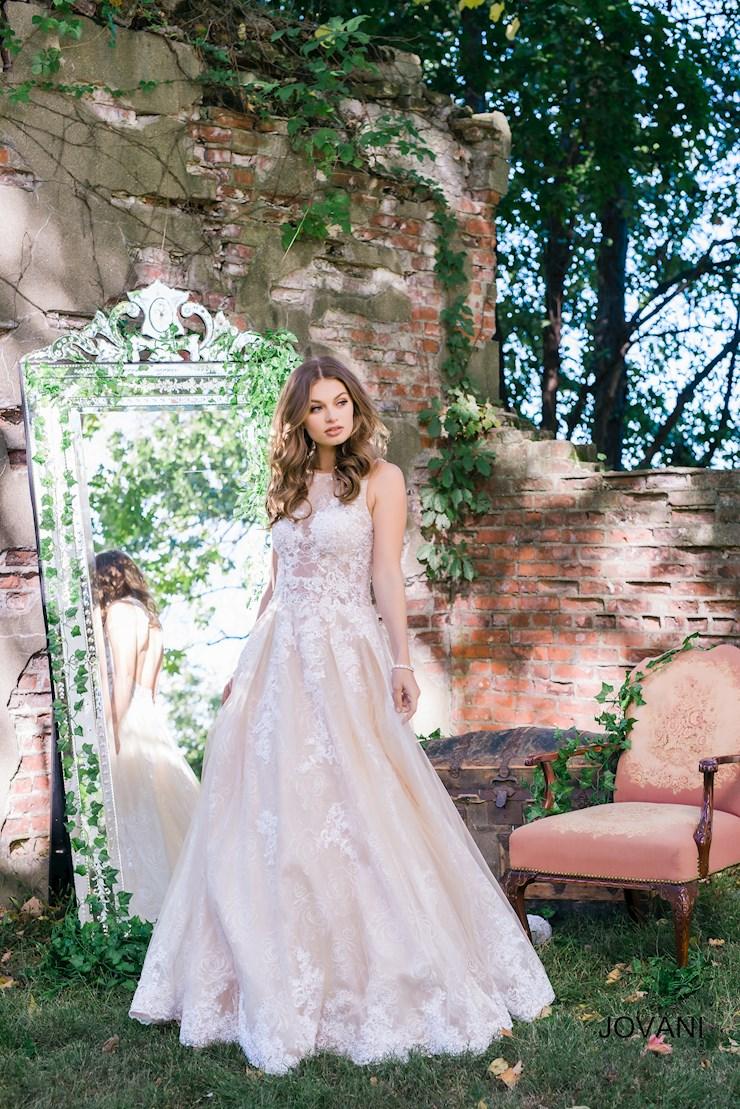 Jovani Bridal Style #37504 Image