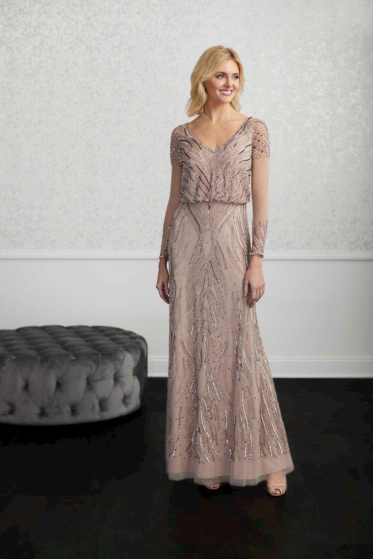 Adrianna Papell Platinum Style #40218 Image