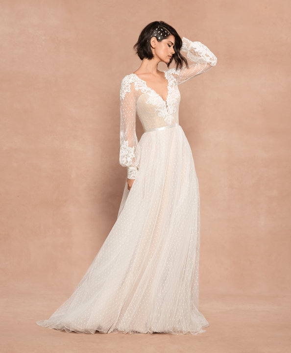 Blush by Hayley Paige Style #12008 Image