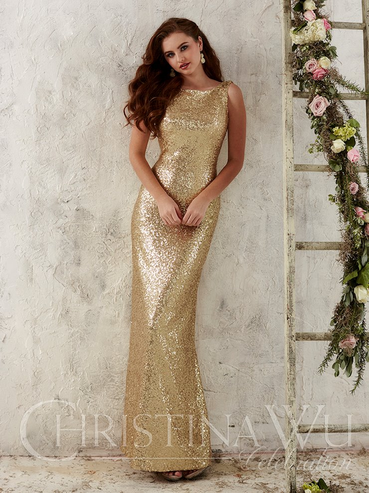 Christina Wu Style #22704