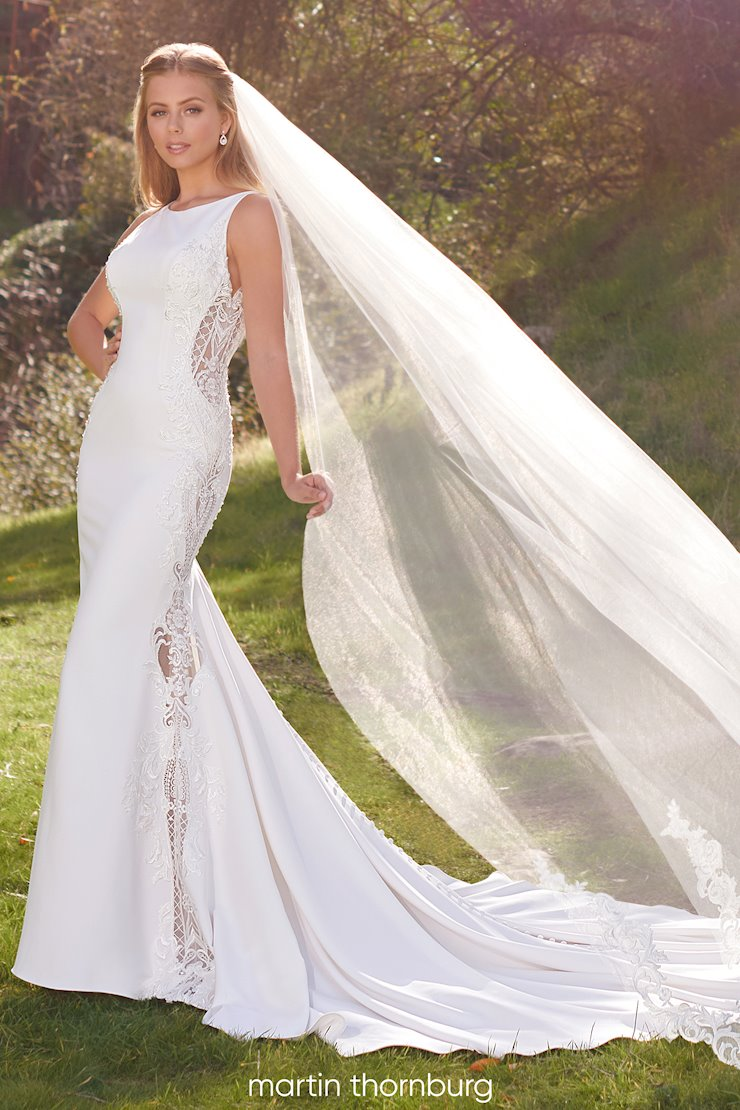High Neck Halter Wedding Dresses Martin Thornburg