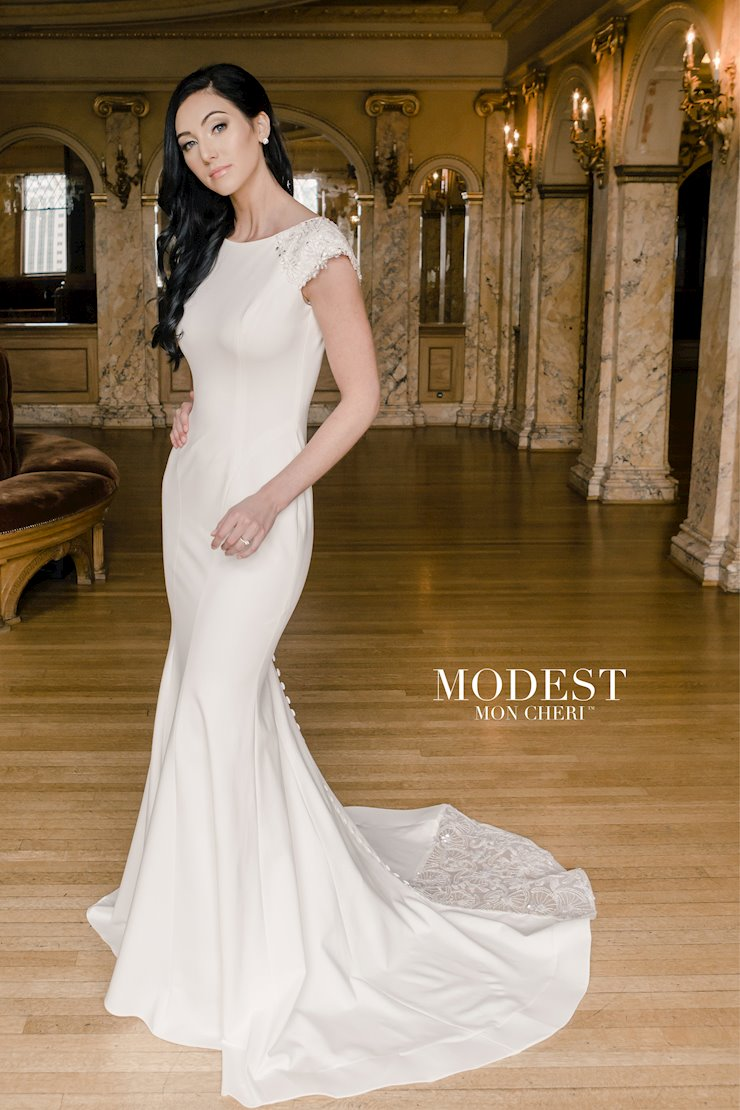 Modest by Mon Cheri TR22054