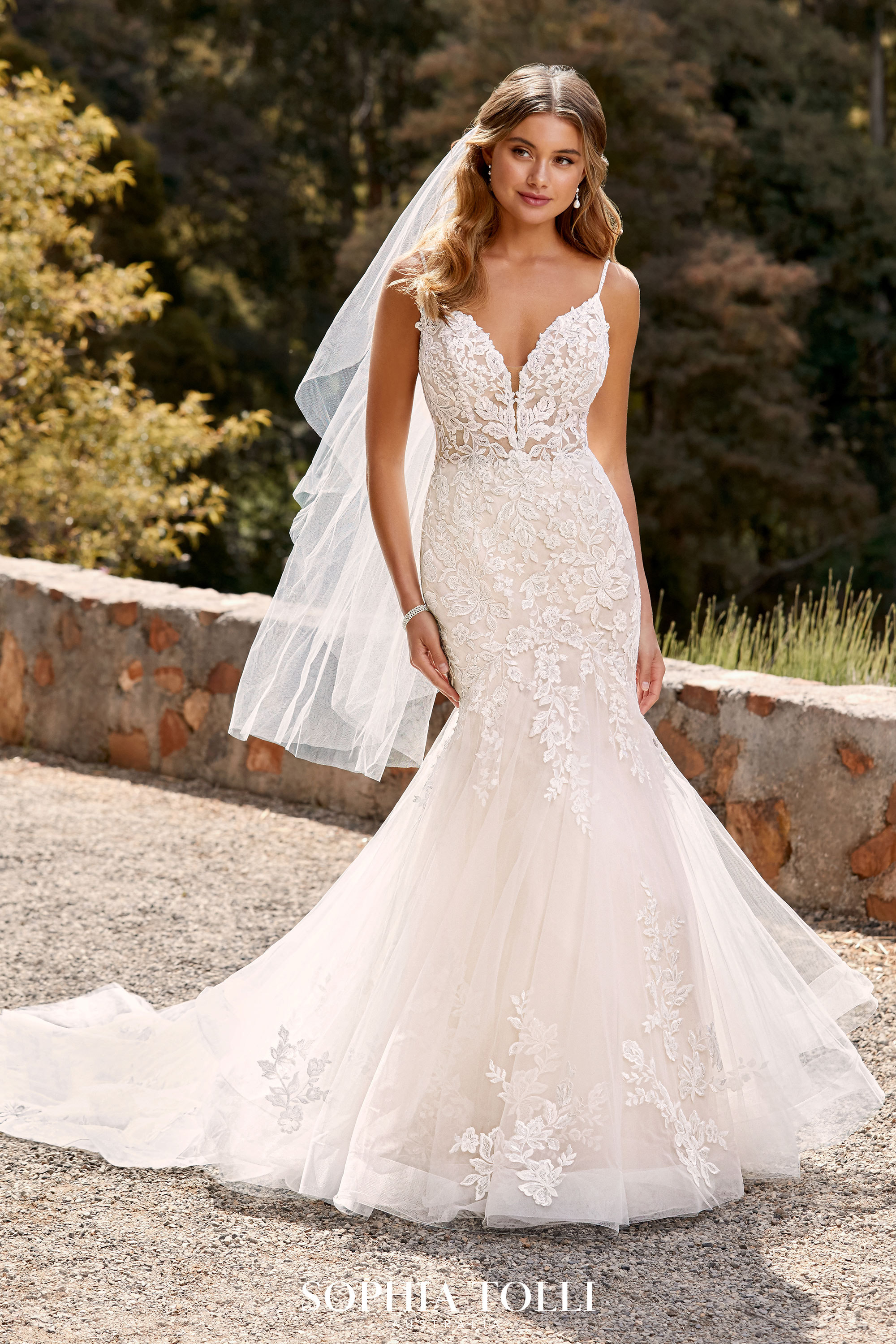 Sexy Wedding Dresses | Sophia Tolli