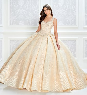 Princesa Quinceanera Dresses Style #PR22033