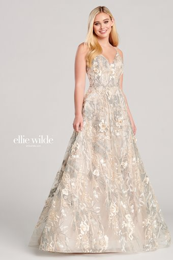 Ellie Wilde Prom Dresses Style #EW22031