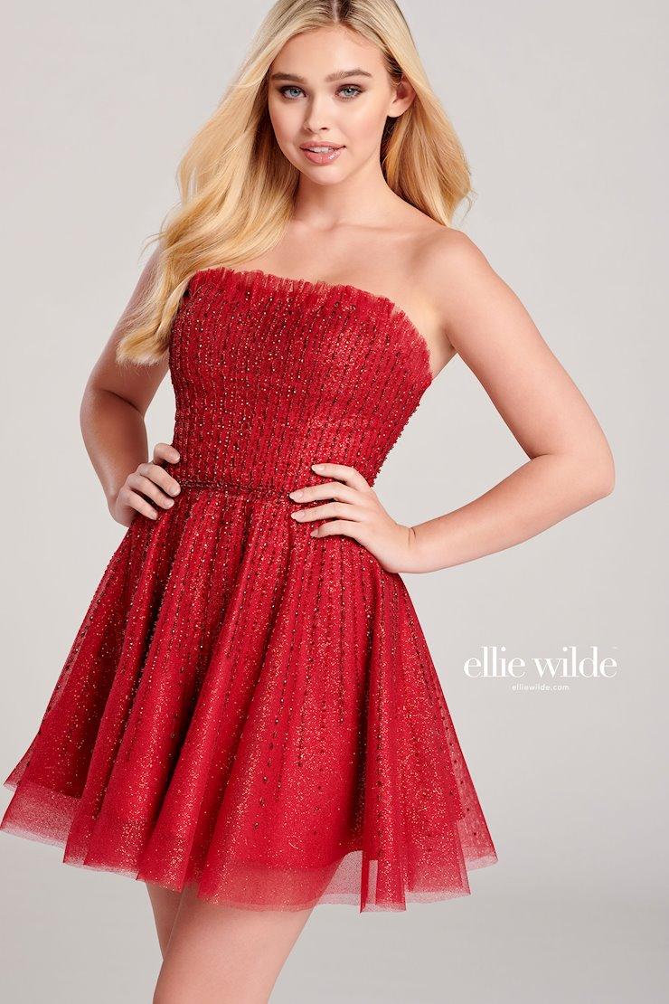 Ellie Wilde Prom Dresses Style #EW22049S