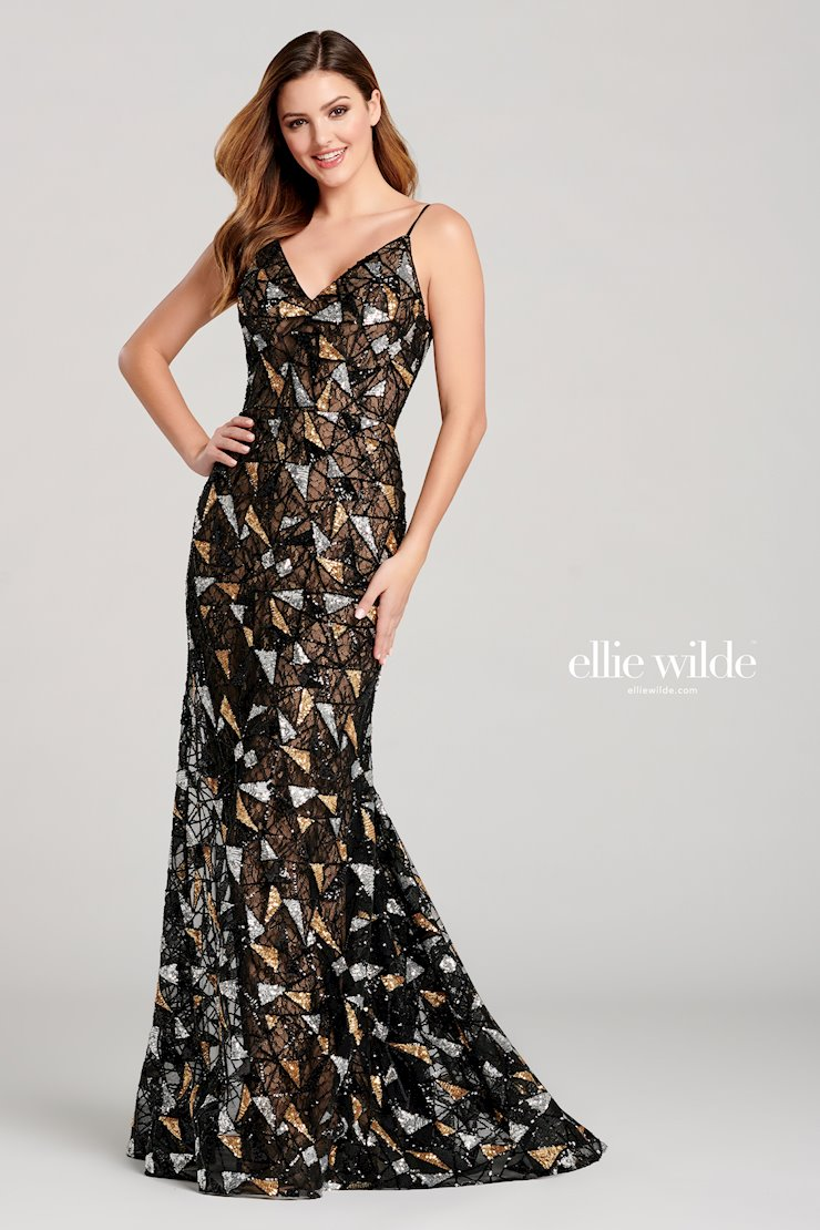 Ellie Wilde Prom Dresses Style #EW22064